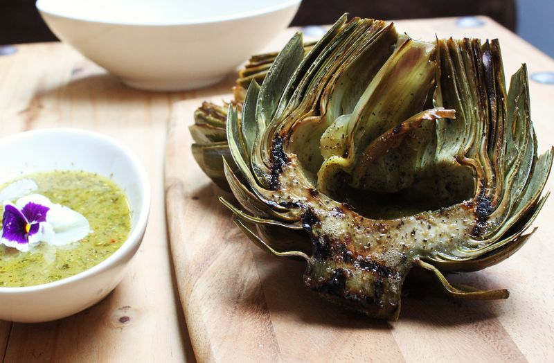 Grilled Artichokefinal